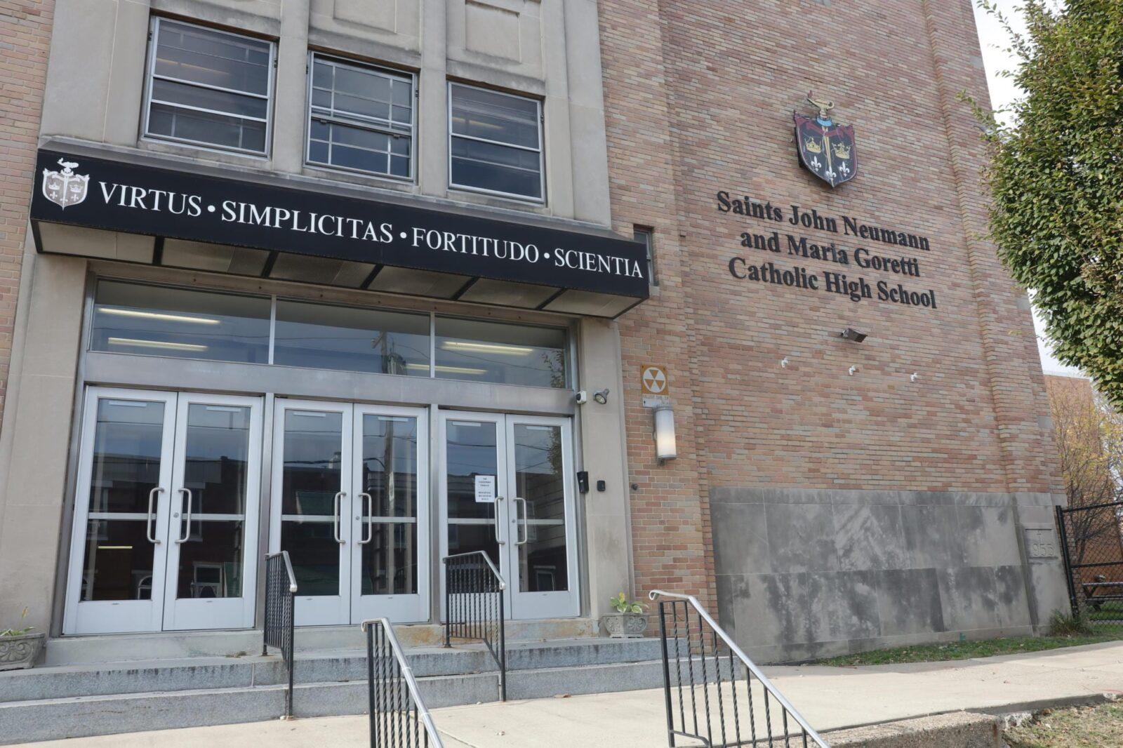 Neumann Goretti High School – Diverse, Faith-based, College
