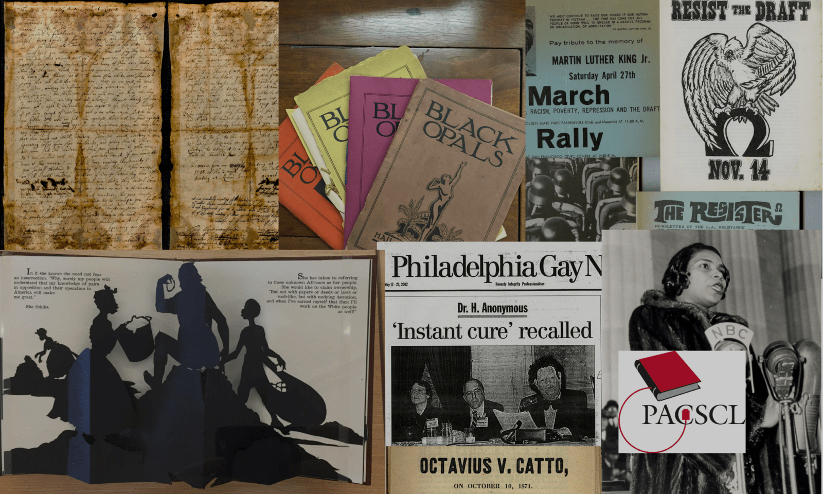 Project: Chronicling Resistance