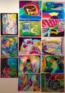 Art Futures Batik PMA Installation